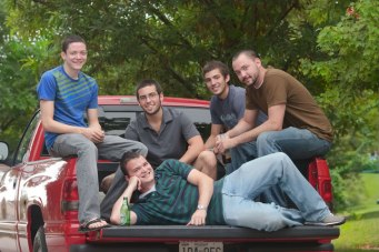 boys-on-red-truck
