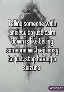 Stop Having a Seizure